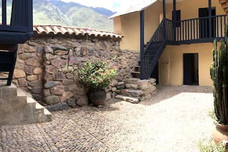 Secret Garden House, Town Center - Ollantaytambo - Dům
