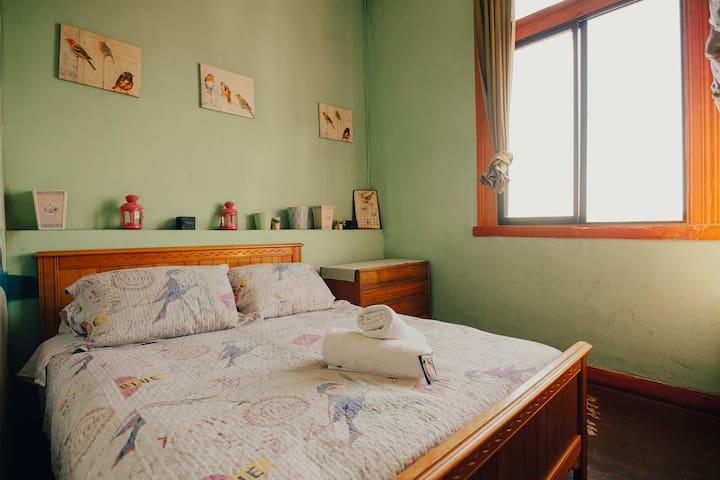 Habitación  con vista al mar y baño privado #4*