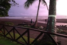 South end of Jaco Beach!