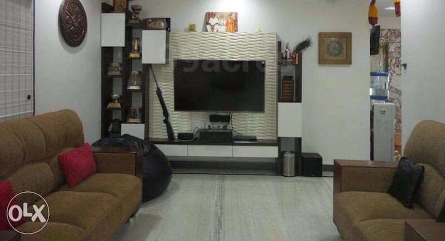 Luxury living private rooms - Hyderabad - Apartment