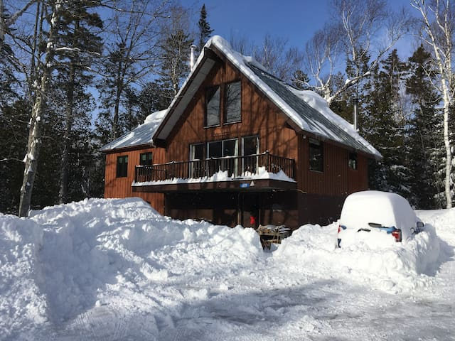 On Mountain Sugarloaf Ski Home - Carrabassett Valley - Hus