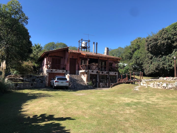 """La Gaudiana"", La Granja, Cordoba,Argentina"