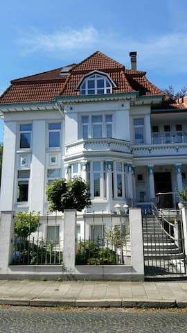 Entspannen im historischen Paradies - Bremerhaven - Vila