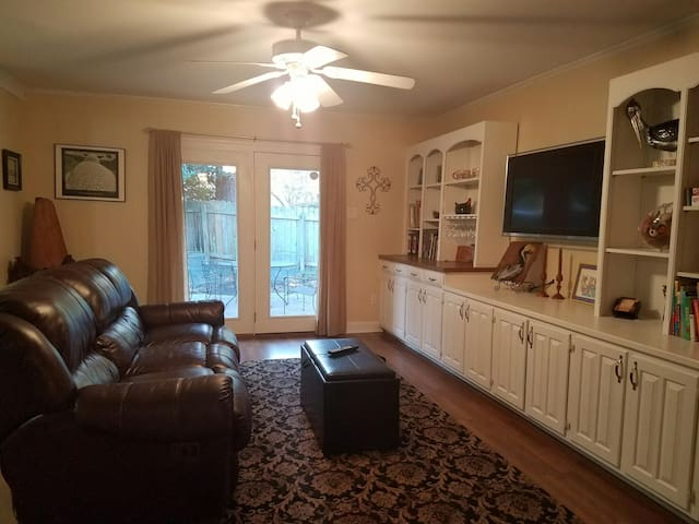 Quiet family friendly home in Drusilla Place - Baton Rouge - Dom
