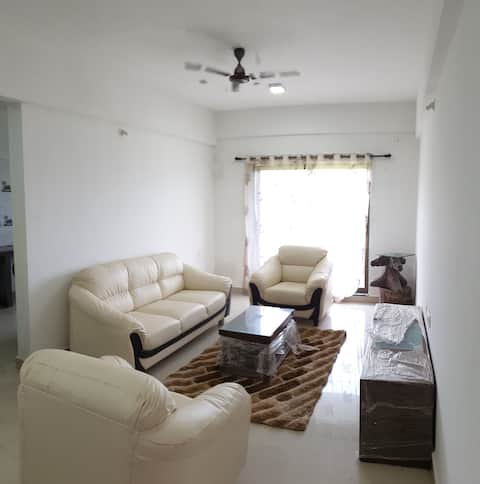 2 BHK Well Furnished Home on Goa-MH Border