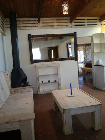 2 bedroom farm style cottage in Schaapkraal. - Cape Town - Konukevi