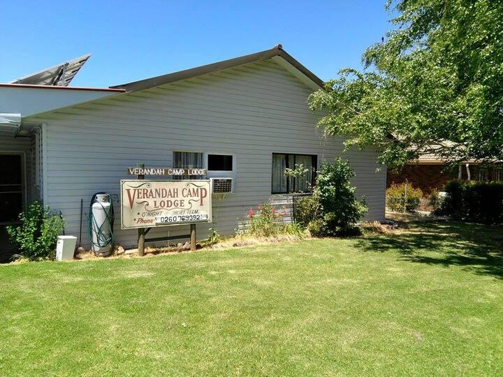 Verandah Camp Lodge