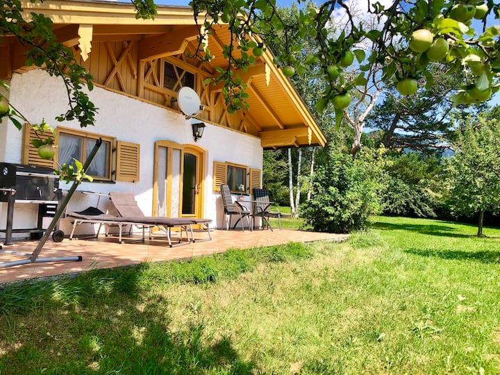 Ferienhaus Veronika mit 2000 qm Garten für 4 Pers.