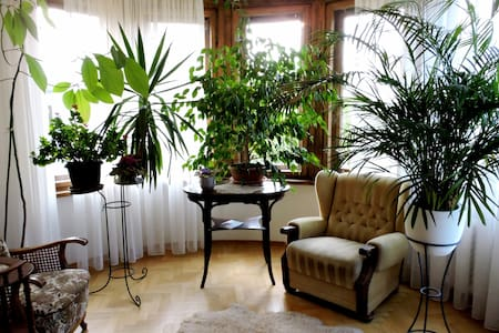 92sqm spacious and green 4 room apartment