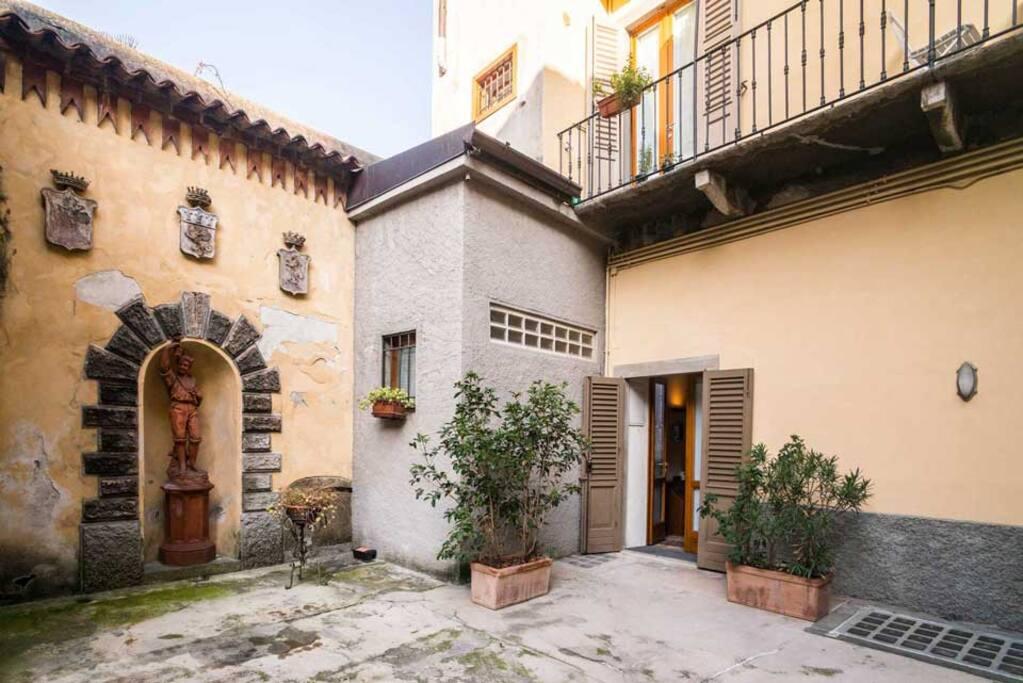Bergamo citt alta via san lorenzo 22 condomini in for Case affitto bergamo alta