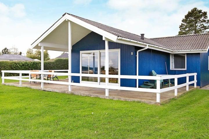 Acogedora casa de vacaciones en Funen junto al mar