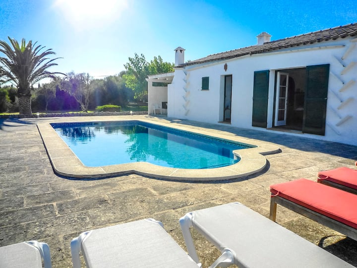Catalunya Casas: Cozy Villa Saba for 10 guests, only 3 km to the beach!