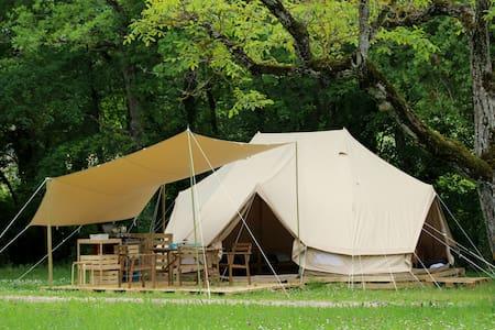 Tente Lodge Safari 2/4 personnes - Teltta