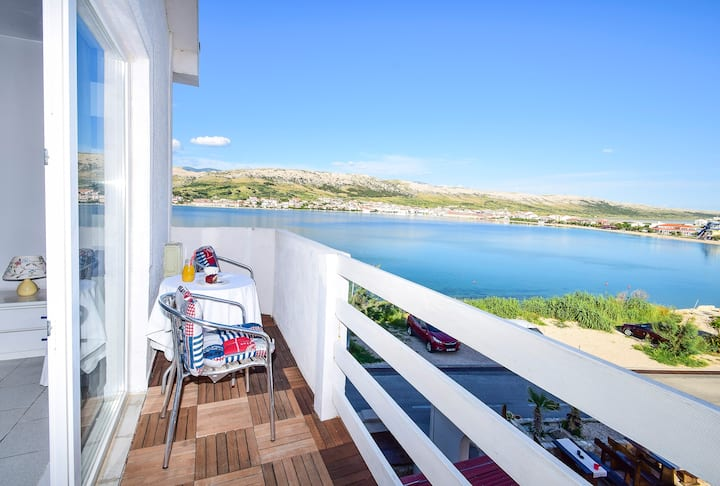 Revelin Guest House, Pag - Sea View