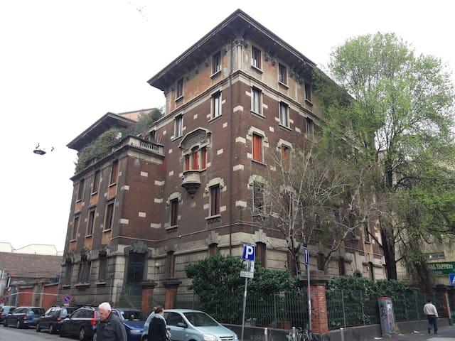 Loreto stanza priv. singola a 50 mt metrò linea 1 - Milano