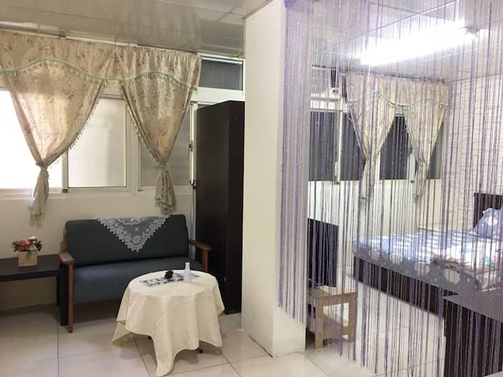高級平價套房 (可居家隔離)獨立衛浴 三合夜市 台北橋捷運 機場捷運
