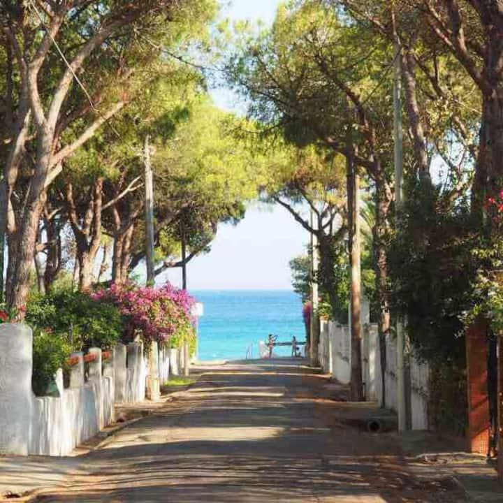 Sardegna, Santa Margherita di Pula, Villa singola