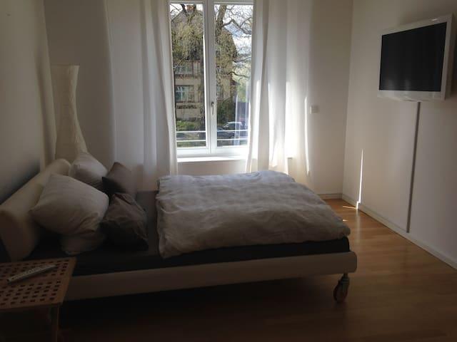 Zimmer mit eigenem Bad - Berlijn - Appartement