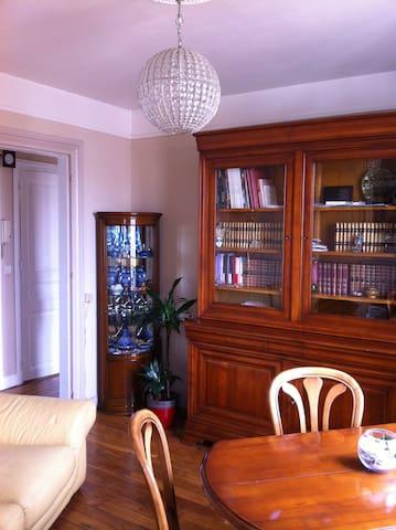 Bel appartement proche de Paris