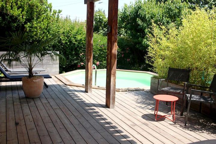 Maison avec piscine privée idéale en Provence