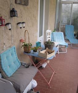 La maison des oliviers - Volonne - Casa
