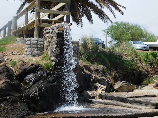 Cuchilla Alta: Habitación - Jardín para acampar. - Cuchilla Alta