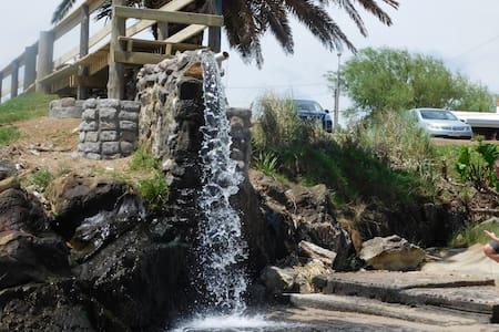 Cuchilla Alta: Habitación - Jardín para acampar. - Cuchilla Alta - Ház