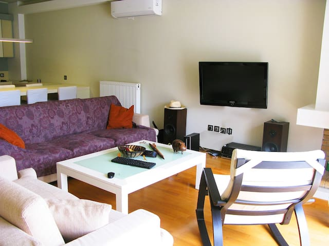 """Myrto"": Living in Luxury and Enjoying the view! - Nafplion - Wohnung"