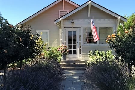 Camp Cottonwood - Rumah