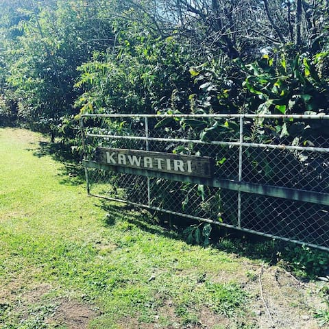 Kawatiri Homestay - recharge your batteries