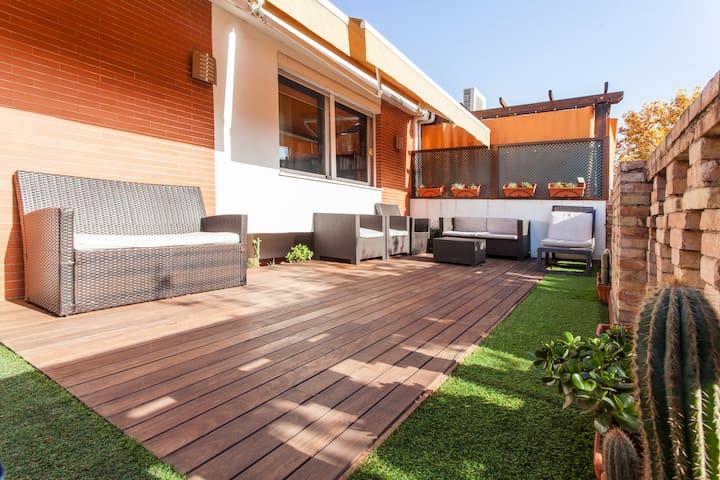 Central 3b Penthouse with Terrace. VFT/SE/00722 - Seville