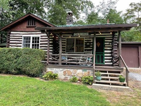 Entire Historic Brightwater Cabin