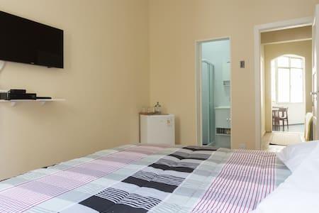 Suíte ampla com cama KING - Rio de Janeiro - Lägenhet