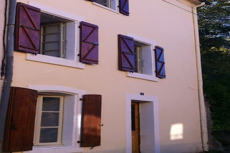 Restored Town House - Quillan