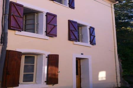 Restored Town House - Quillan - Casa