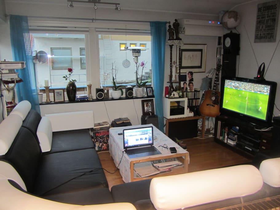 Stue - The livingroom