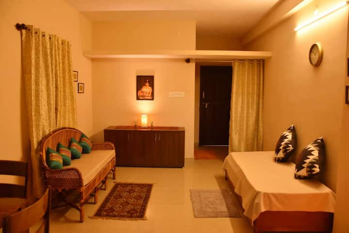 Alluring Countryside 1 BHK (Sanitised)