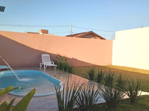 Pool house and great value!!