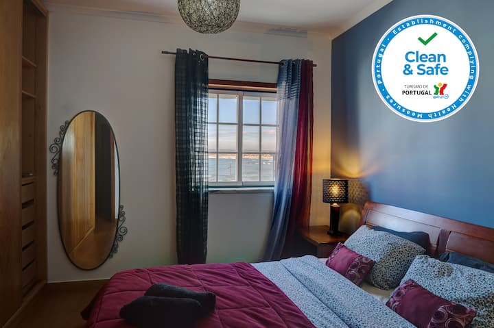 Sunrise seaview ensuite room ,solo/double/surfing
