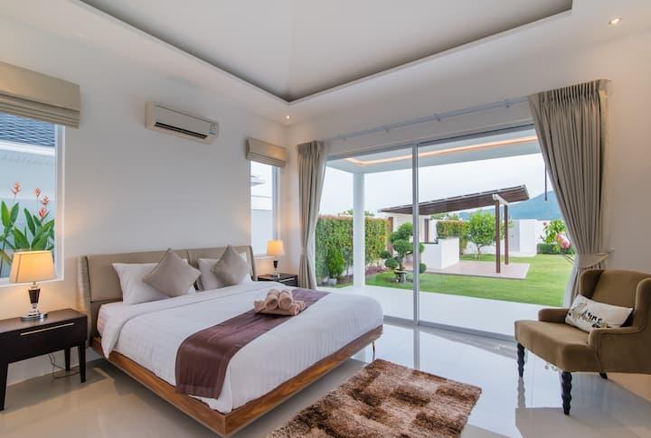 Hua Hin Prestigious Pool Villa by Falcon Hill 107