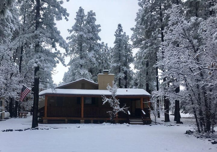 Beautiful cabin in Pinetop AZ, 3 Bed/2 Bath