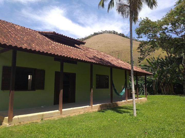 Casa Plana no melhor ponto de São Pedro da Serra