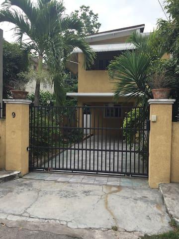 The Gladstone Residence