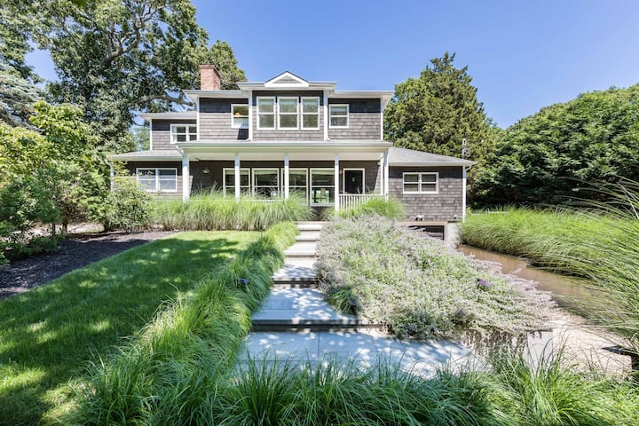 Sag Harbor - Newly Renovated 4 BR Oasis