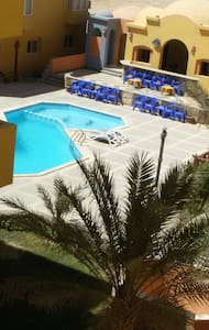 Квартира в АL DORA Residence у моря - Hurghada - Betjent leilighet