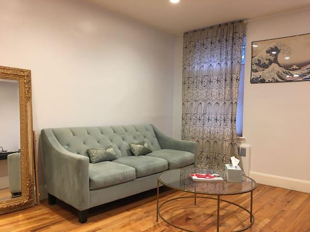 1 min to T, cozy quiet convenient - Brookline - Apartment
