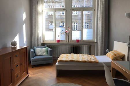 Cosy guest room in the city center