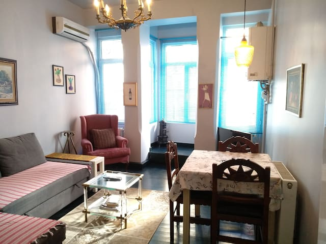Apartment in the Heart of the City4