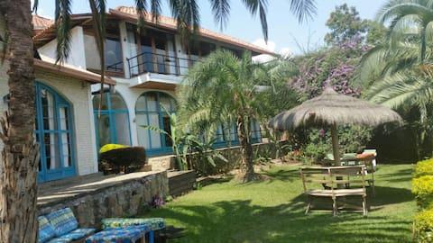Palm Garden Resort, Boutik Hotel deco Africaine