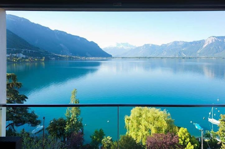 Wonderful Lake view & Wellness D3.8***** 4 people